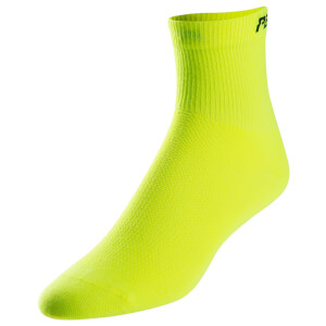 Pearl Izumi Attack Socks 3 Pack - Screaming Yellow