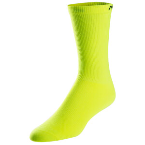 Pearl Izumi Attack Tall Socks 3 Pack - Screaming Yellow