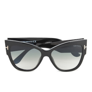 Tom Ford Women's Anoushka Sunglasses - Black