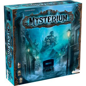 """Juego de cartas """"Mysterium"""""""
