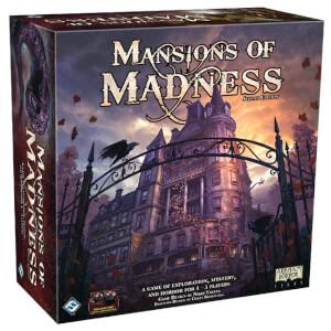 Jeu de Société Mansions of Madness Seconde Édition