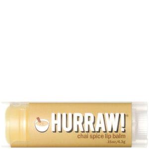 Hurraw! Baume à lèvres Épices Chaï