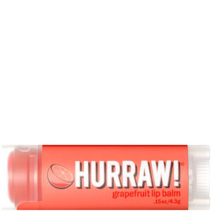 Hurraw! Grapefruit Lip Balm