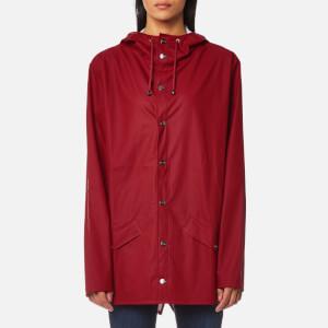 RAINS Jacket - Scarlet
