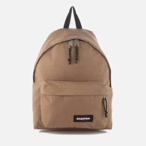 Eastpak Men's Authentic Padded Pak'r Backpack - Cream Beige