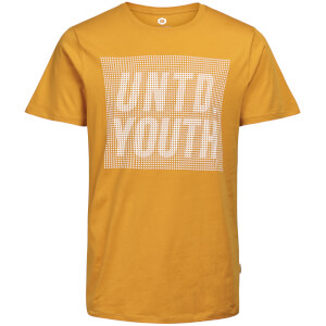 Jack & Jones Men's Core Kevin T-Shirt - Golden Orange
