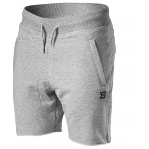 Better Bodies Hudson Sweatshorts - Grey Melange