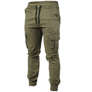 Better Bodies Alpha street pants - Wash green