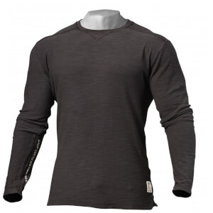 GASP Broad street long sleeve - Dark grey