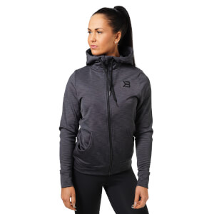 Better Bodies Performance hoodie - Antracite melange