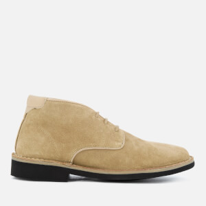 Hudson London Men's Margrey Suede Desert Boots - Sand