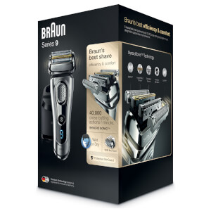 Braun Series 9 9290Cc Wet and Dry Electric Shaver: Image 2