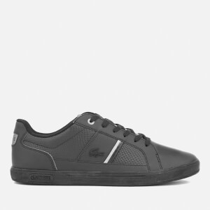 Lacoste Men's Europa 417 1 Trainers - Black