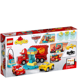 LEGO DUPLO: Cars 3: Flos Café (10846)