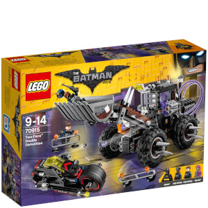 LEGO Batman: La fuite de Double-Face™ (70915)