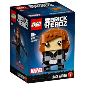 LEGO Brickheadz: Black Widow (41591)