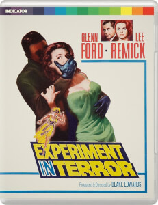 Experiment In Terror - Limited Edition Dual Format (Includes DVD)