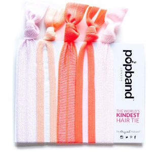 Popband London Hairties - Grapefruit