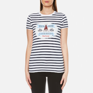 Barbour Women's Blakeney T-Shirt - French Navy