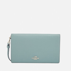 Coach Women's Foldover Cross Body Bag - Cloud