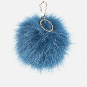 Furla Women's Bubble Keyring - Blue