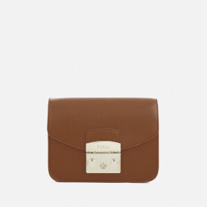 Furla Women's Metropolis Mini Cross Body Bag - Nocciola B