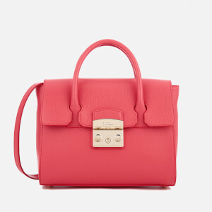 Furla Women's Metropolis Small Satchel Bag - Pink