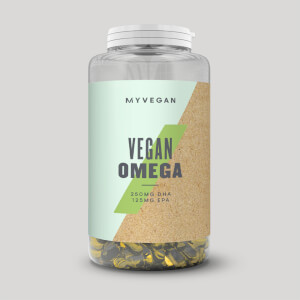 Vegan Omega 3 Softgels