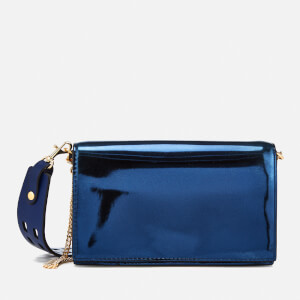 Diane von Furstenberg Women's Soiree Cross Body Bag - Midnight Blue