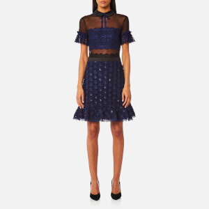 Three Floor Women's Phase Dress - Navy