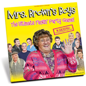 Jeu Mrs Brown's Boys Party Game - Version 'Feck'