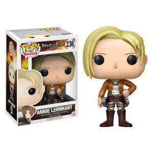 Attack on Titan Annie Leonhart Pop! Vinyl Figur