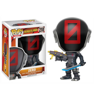 Figurine Borderlands Zero Funko Pop!