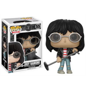 Figurine Joey Ramone Pop! Rocks Funko Pop