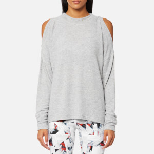 Varley Women's Carbon Revive Sweatshirt - Light Grey