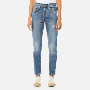 Levi's Women's 501 Altered Skinny Jeans - Moody Blues