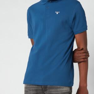 Barbour Men's Sport Polo Shirt - Deep Blue