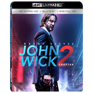 John Wick: Chapter Two - 4K Ultra HD