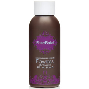 Fake Bake Flawless Fake Tan Spray 88.7ml (Free Gift) (Worth £5.00)