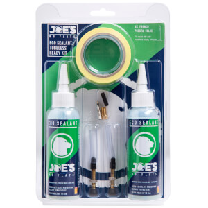 Joe's No Flats Tubeless Eco Sealant Ready Kit - 25mm