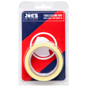 Joe's No Flats Tubeless Yellow Felgenband - 9m x 29mm