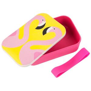 Sunnylife Eco Lunch Box - Flamingo