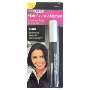 1000 Hour Hair Colour Mascara - Black #121