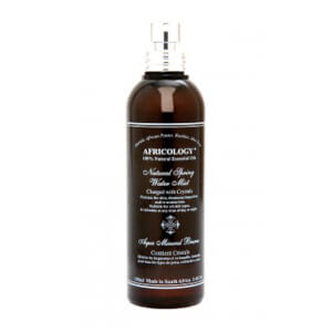 Africology Natural Spring Water Mist - Vetiver 100ml