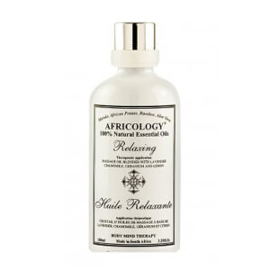 Africology Relaxing Massage Oil 100ml