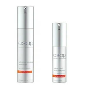 asap Advanced Eye Complex 15ml + Advanced Hydrating Moisturiser 50ml