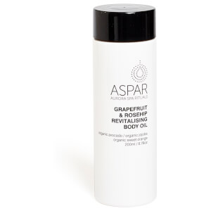 Aspar Grapefruit & Rosehip Revitalising Body Oil