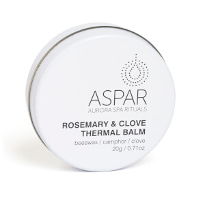Aspar Rosemary & Clove Thermal Balm