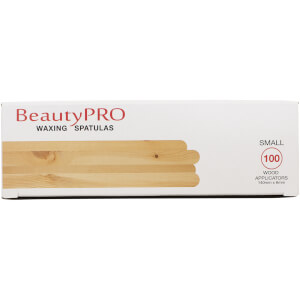 BeautyPro Waxing Spatulas Small