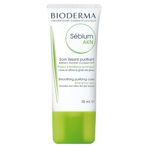 Bioderma Sebium AKN Smoothing And Purifying Cream 30ml